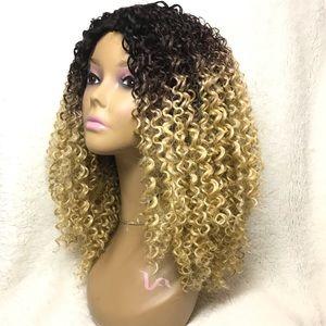 Accessories - Brazilian human hair blend wig